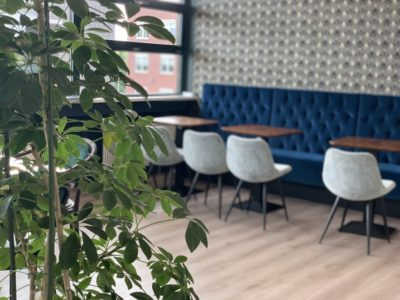 Workcafé AXXIA